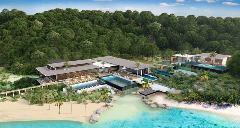luxury resort development company in asia